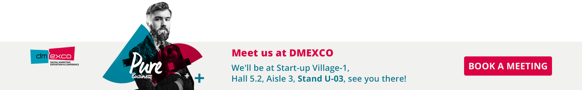 Attending DMEXCO?